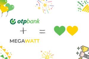 ОТП Банк и MEGAWATT запускают ускоренную смену поставщика газа для украинского бизнеса